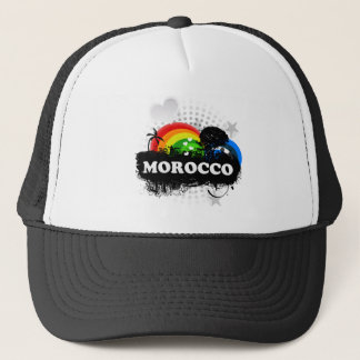 Cute Fruity Morocco Trucker Hat