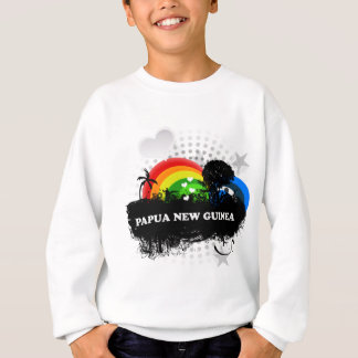 Cute Fruity Papua New Guinea Sweatshirt