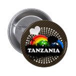 Cute Fruity Tanzania Pin