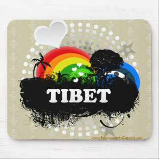 Cute Fruity Tibet Mouse Pad