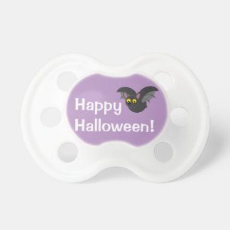 Cute fun cartoon of Halloween black vampire bats, Dummy