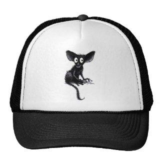 Cute Funny Aye-Aye Mesh Hat