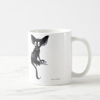 Cute Funny Aye-Aye Coffee Mugs