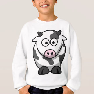 Cute Funny Cow Sweatshirt