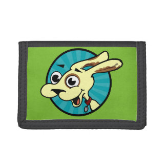 CUTE FUNNY DOG PHOTO WALLET
