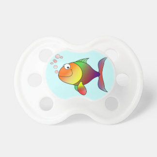 Cute Funny Fish - Colorful Dummy