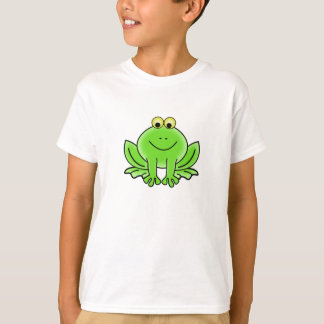 Cute Funny Frog T-Shirt