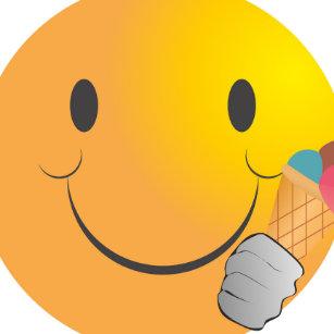 Ice Cream Cone Emoji Gifts Gift Ideas Zazzle Uk