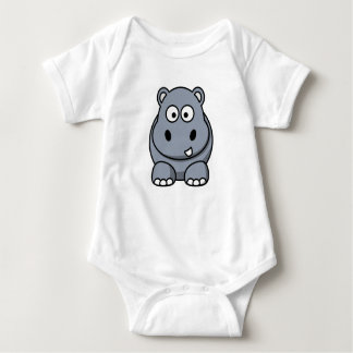 Cute Funny Hippo T-Shirt