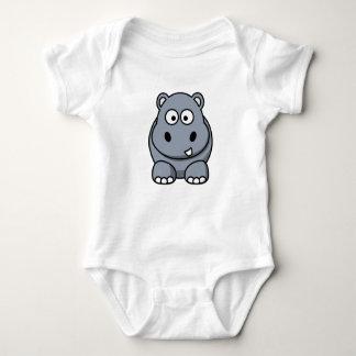 Cute Funny Hippo T-Shirt