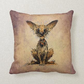 Cute Funny Little Dog Cushion