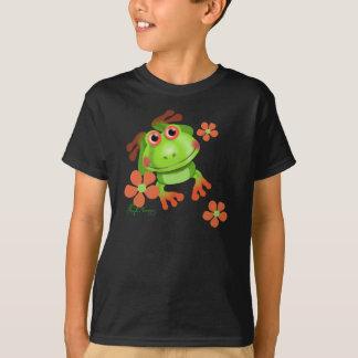 Cute Funny Tree Frog Tee Shirt