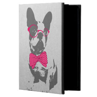 Cute funny trendy vintage animal French bulldog Powis iPad Air 2 Case
