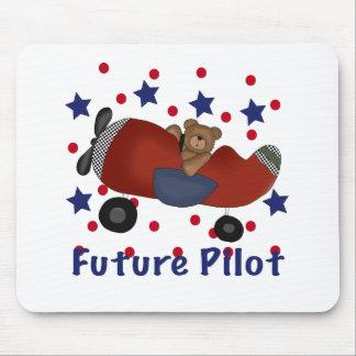 Cute Future Pilot Mousepads