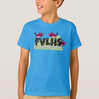 Cute FVLHS Foxes Shirt