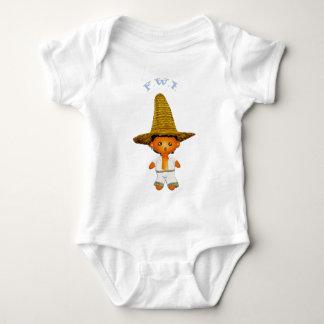 cute fwi male baby bodysuit