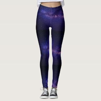 Cute Galaxy Leggings