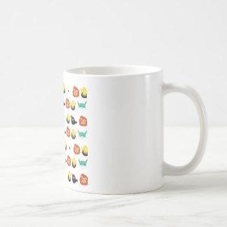 Cute Gamers Basic White Mug