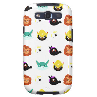 Cute Gamers Samsung Galaxy S3 Cases