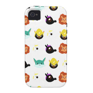 Cute Gamers Vibe iPhone 4 Cover