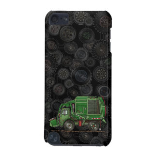 Cute Garbage Truck Trash Truck iPod Touch (5th Generation) Cover