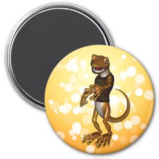 Cute gecko magnets