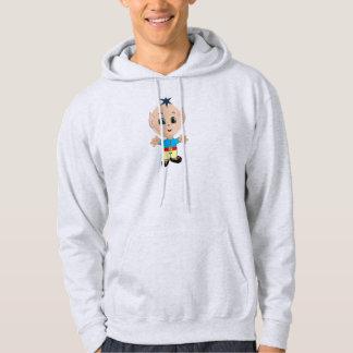 cute genius elf hoodie
