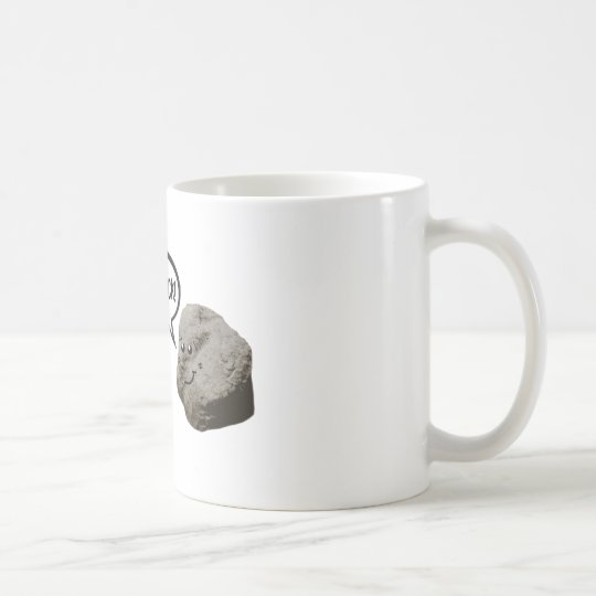 Cute geology love mug