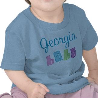 Cute Georgia Baby T-shirt