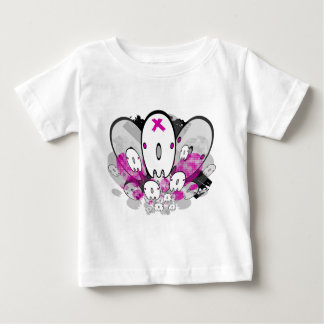 cute ghost design 2 no text baby T-Shirt