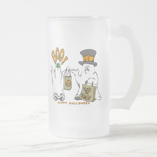 Cute Ghosts Mug