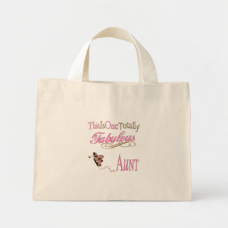 Cute Gifts For Aunts Mini Tote Bag