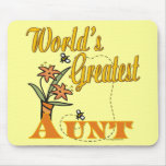 Cute Gifts For Aunts Mousepads