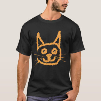 Cute Ginger Cat. T-Shirt