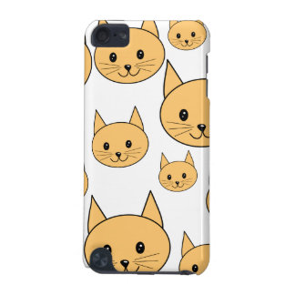 Cute Ginger Cats. iPod Touch (5th Generation) Case