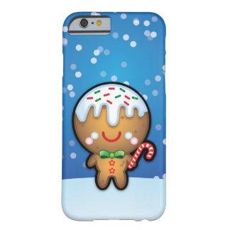 Cute Gingerbread Man Christmas iPhone 6 Case