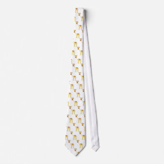 Cute Giraffe. Cartoon. Tie