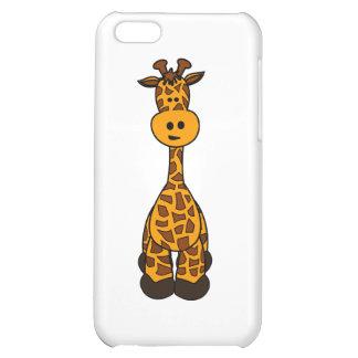 Cute Giraffe Design Cover For iPhone 5C