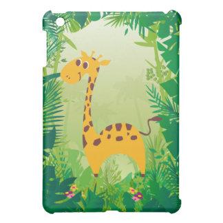 Cute Giraffe iPad Mini Covers