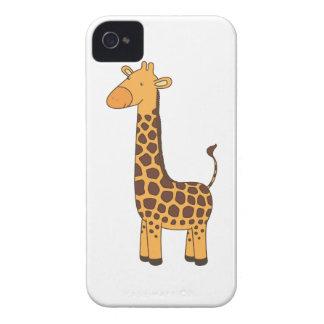 Cute Giraffe iPhone 4/4S Case iPhone 4 Cover