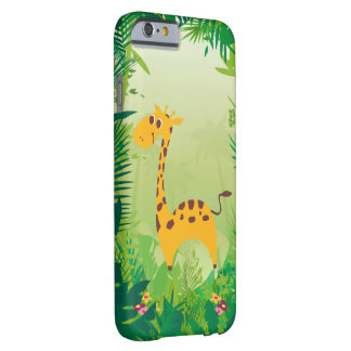 Cute Giraffe iPhone 6/6s Barely There iPhone 6 Case