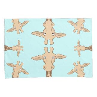 Cute Giraffe Pillowcase
