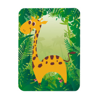 Cute Giraffe Magnets