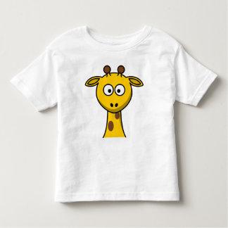 Cute giraffe toddler T-Shirt