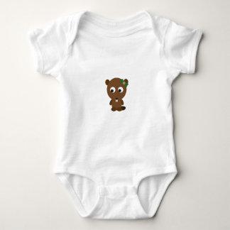 Cute Girl Beaver Shirt