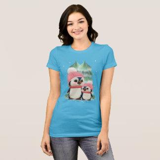 Cute girl Penguins T-Shirt