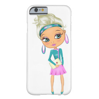 Cute girl with her ipad iphone 6 case