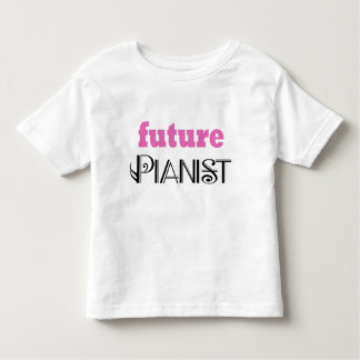 Cute Girls Future Pianist T-shirt