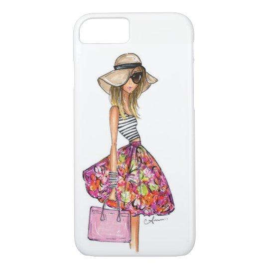 Cute girly tumblr inspired iPhone 7 Phone case