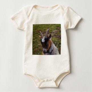 Cute Goat. Baby Bodysuit
